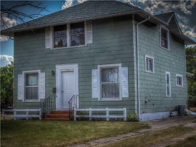 Single Family Home For Sale: 519 2nd Street West Street