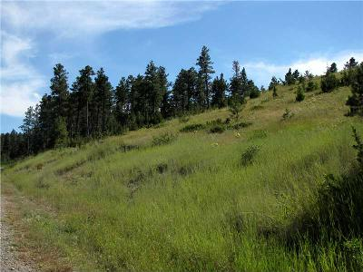Musselshell County Residential Lots & Land Contingency: 218 Juniper Road