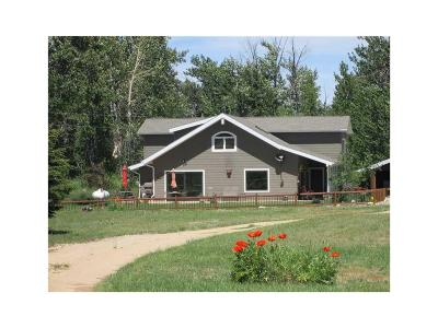Roberts Single Family Home For Sale: 7734 Us Hwy 212
