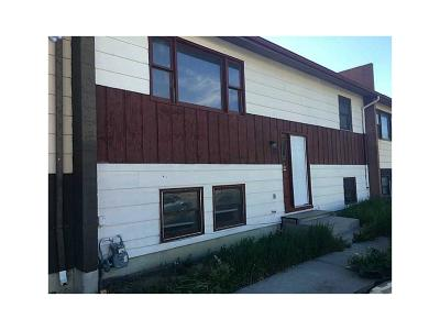 Billings Condo/Townhouse For Sale: 317 Jefferson Street