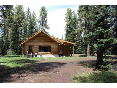 Cooke City MT Single Family Home For Sale: $699,000