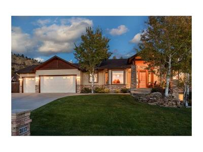 Single Family Home Sold: 3117 Alpine Drive