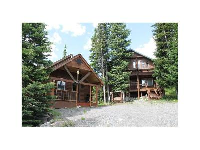 Cooke City MT Single Family Home For Sale: $349,000