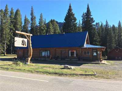 Cooke City MT Commercial For Sale: $529,000