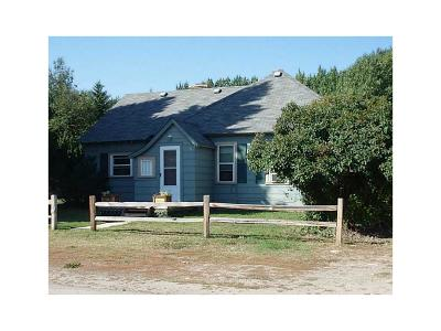 Red Lodge MT Single Family Home Sold: $210,000