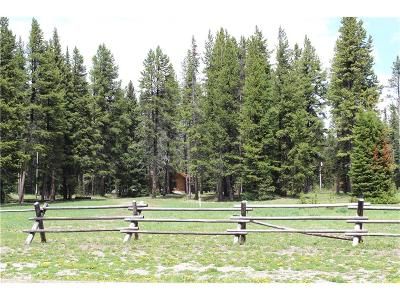 Cooke City MT Commercial For Sale: $699,000
