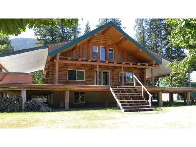 Single Family Home For Sale: Nhn Cedar Meadow Road, Libby