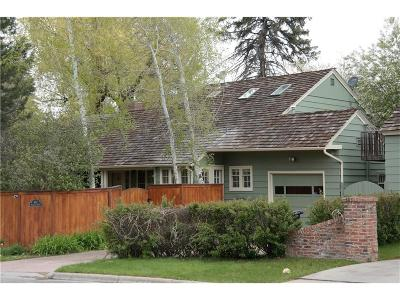 Billings Single Family Home For Sale: 451 Parkhill Drive
