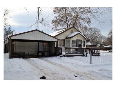 Billings MT Multi Family Home Sold: $141,500