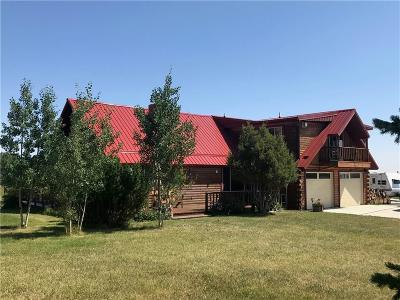 Red Lodge Single Family Home For Sale: 12 Comanche Trail