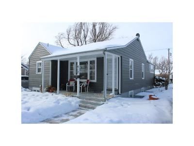 Single Family Home For Sale: 612 N Choteau Avenue