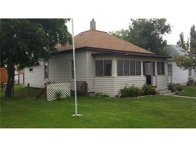 Single Family Home For Sale: 273 N 7th Ave Forsyth Mt N