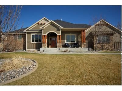 Billings Single Family Home For Sale: 6083 Hazelwood Drive