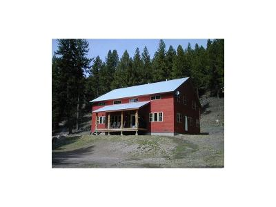 Single Family Home For Sale: 2430 Hwy 83, Seeley Lake