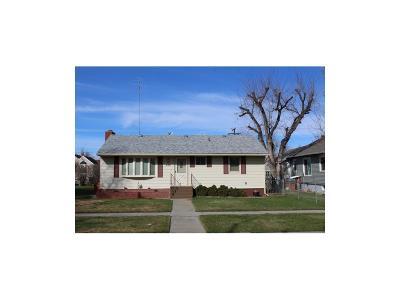Single Family Home For Sale: 410 N Choteau Avenue