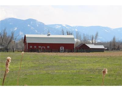 Roberts MT Residential Lots & Land For Sale: $1,495,000