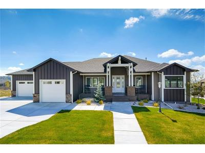 Billings Single Family Home For Sale: 6278 Canyonwoods Drive