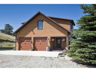Red Lodge Single Family Home For Sale: 46 Sage Run Road