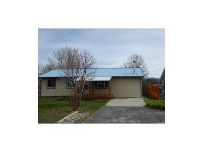 Bridger Single Family Home For Sale: 421 S 5th Street