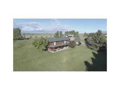 Single Family Home For Sale: 57 A Yellowstone River Road