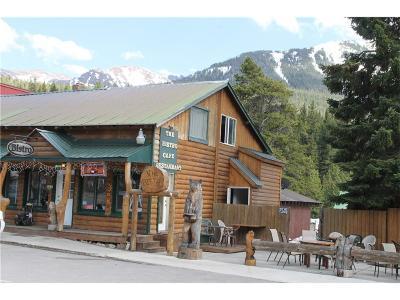 Cooke City MT Commercial For Sale: $556,500
