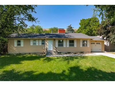 Single Family Home For Sale: 605 Park Lane