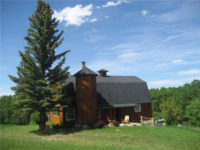 Red Lodge Single Family Home For Sale: 16 Aspen Lane