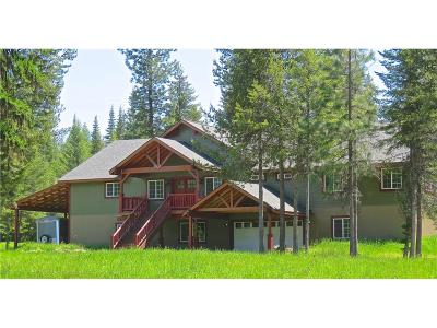 Single Family Home For Sale: 44 Copper Ridge Road, Trout Creek