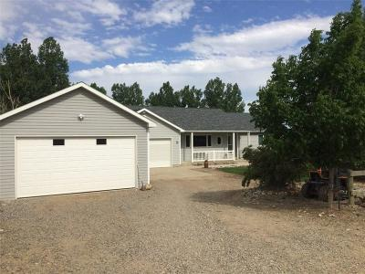 Laurel Single Family Home For Sale: 167 Whitehorse Ranch Rd