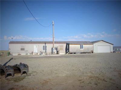 Shepherd Single Family Home Contingency: 7652 12 Mile Road