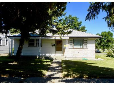 Laurel Single Family Home Contingency: 901 Wyoming