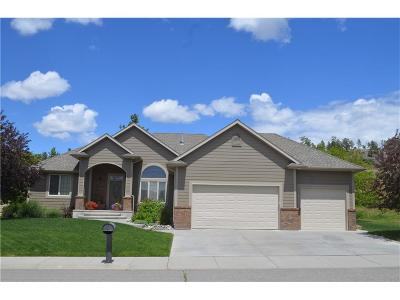 Single Family Home For Sale: 3353 Castle Pines Drive