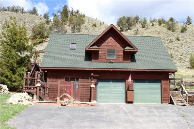 Red Lodge Single Family Home For Sale: 6437 Us Highway 212