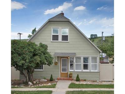 Red Lodge Single Family Home Contingency: 604 S Hauser Avenue