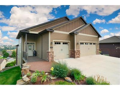 Billings Single Family Home For Sale: 4293 Smohawk Trail