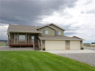 Laurel Single Family Home For Sale: 4761 Naytura Ridge