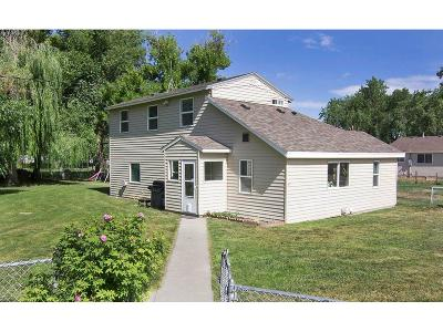Shepherd Single Family Home For Sale: 7936 Crestline Avenue