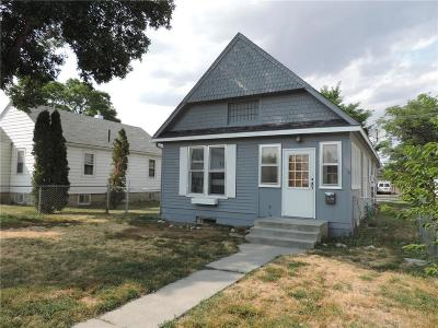 Single Family Home Contingency: 135 Custer Avenue