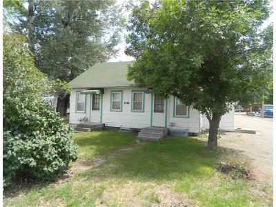 Multi Family Home For Sale: 1720 Cedar Street