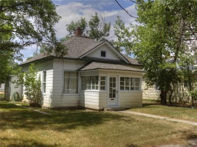Single Family Home For Sale: 319 2nd Street West