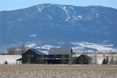 Red Lodge MT Farm & Ranch For Sale: $2,295,000