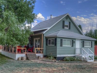 Single Family Home For Sale: 22 Riverside Street