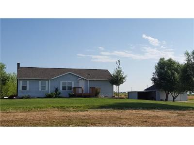 Shepherd Single Family Home For Sale: 3975 Orville Circle