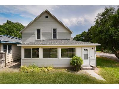 Single Family Home Contingency: 2283 1st St West