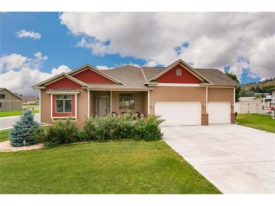 Billings Single Family Home Contingency: 3731 Donna Drive