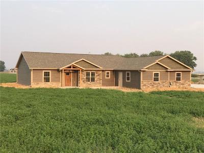 Laurel Single Family Home For Sale: 4721 Snowline Vista Way