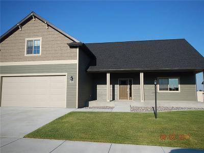 Billings Single Family Home Contingency: 931 Ninebark Street