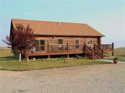 Red Lodge MT Single Family Home Contingency: $333,000