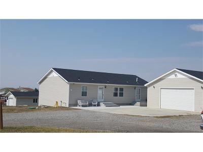 Billings Single Family Home For Sale: 3756 Us Highway 87 E