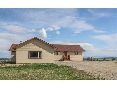 Billings Single Family Home For Sale: 4355 Mountain View Rd